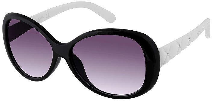 32e2a4eb3c23 Round White Frame Sunglasses - ShopStyle