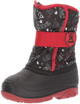 Kamik Kids' Snowbug4 Winter Boot