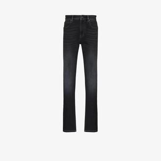 Ermenegildo Zegna Slim Fit Cotton Jeans