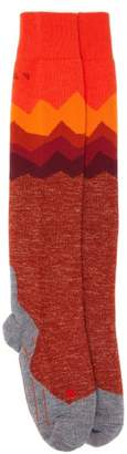 Falke Sk2 Knee-high Ski Socks - Womens - Red