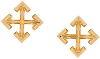 Off-White Arrows Earrings