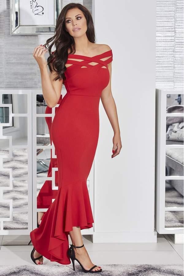 c2fb23cd0d839 Bardot Red Dresses - ShopStyle UK