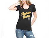 '47 Women's Pittsburgh Steelers Club Script T-Shirt