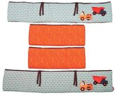 Zutano Construction All Around Crib Bumper (Discontinued by Manufacturer) by