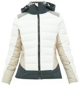 Capranea - Amestris Down-filled Ski Jacket - Womens - White