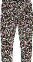 Ralph Lauren Floral cotton leggings 2-4 years