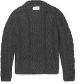 Maison Margiela - Cable-knit Sweater