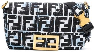Fendi x Joshua Vides Baguette crossbody bag