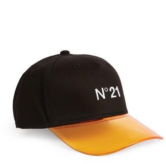 N°21 N21 Kids Visor Logo Cap