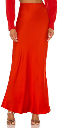 L'Academie The Nadaleine Maxi Skirt