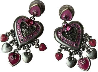 Reminiscence Pink Other Earrings