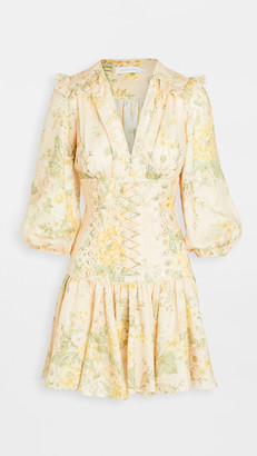 Zimmermann Amelie Corset Dress
