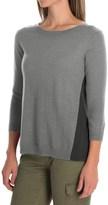 Smartwool Palisade Trail Sweater - Merino Wool, 3/4 Sleeve (For Women)