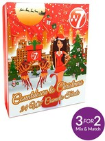 W7 Cosmetic Advent Calendar