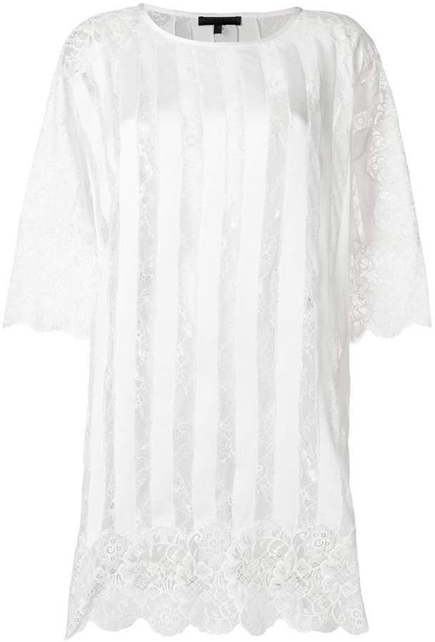 Amen lace T-shirt