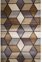 Christopher Knight Home Weslyn Allegra Multi Color Geometric Rug (5' x 8')