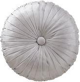 Marquis by Waterford Samantha Platinum Round Decorative Pillow