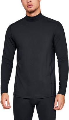 Under Armour Men's UA Tactical Mock Base Long Sleeve Shirt