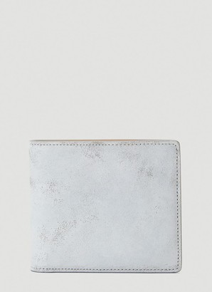 Maison Margiela Painted Effect Bifold Wallet