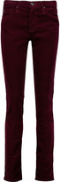 AG Jeans Corduroy slim-leg pants