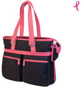 "Mobile Edge Women's Komen Eco Friendly Tote- 16""PC/17""Mac"