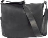 Piel Leather Urban Messenger Bag 2496