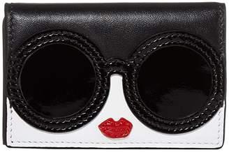Alice + Olivia Kim Stace Face Key Holder (Stace Face) Wallet