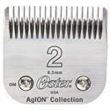 Oster Detachable Blade Size 2 Fits Classic 76, Octane, Model One, Model 10, Outlaw Clippers