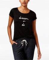 Alfani Graphic-Print Pajama T-Shirt, Only at Macy's