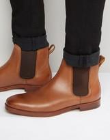 Polo Ralph Lauren Dillian Leather Chelsea Boots