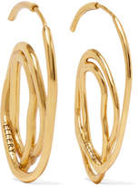Ellery Forbidden Fruit Gold-plated Earrings - one size