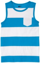 Crazy 8 Stripe Pocket Tank