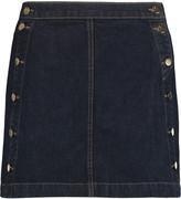 J Brand Ashlyn denim mini skirt