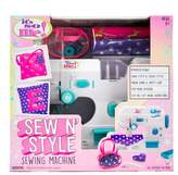 IT It's So Me! Sew n' Style Sewing Machine