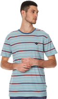 The Critical Slide Society Tully Mens Tee Blue