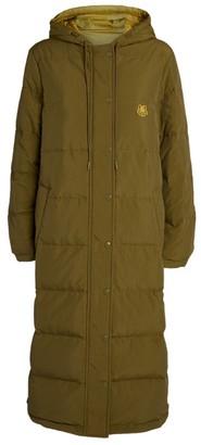 Kenzo Longline Reversible Puffer Coat