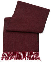 Black Brown 1826 Cashmere Scarf