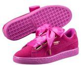Puma Suede Heart Satin Women's Sneakers