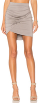 Twenty Superior Skirt in Gray. - size XS (also in )