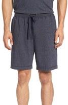 Daniel Buchler Men's Recycled Cotton Blend Lounge Shorts