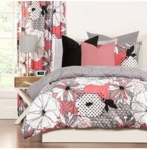 Crayola Flower Patch 5 Piece Twin Luxury Duvet Set Bedding