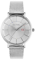 paul smith watches for men shopstyle uk paul smith ps0070003 men s track date bracelet strap watch silver