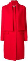 MSGM double panel coat