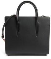 Christian Louboutin Medium Paloma Leather Tote - Black