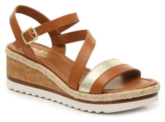 Coach And Four Banno Wedge Sandal