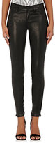 L'Agence Women's Aurielle Stretch Lambskin Jeans