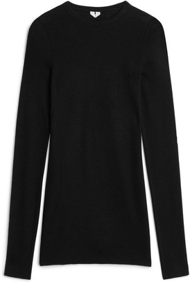 Arket Long-Sleeved Merino Top