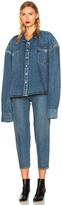 Vetements x Levis Square Denim Shirt