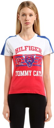 Tommy Hilfiger Collection Hilfiger Tomcats Cotton T-shirt