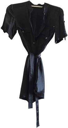 Twelfth St. By Cynthia Vincent Black Silk Jumpsuit for Women